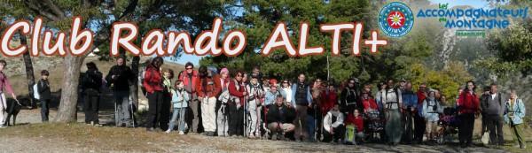 Club Rando ALTI+